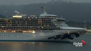 2018 cruise ship season officially begins (01:36)