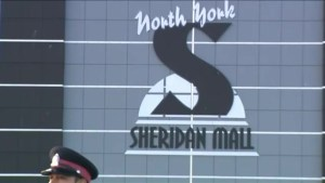 Man dead after shooting inside North York Sheridan Mall