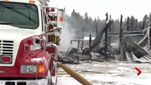 Oldest store in Norton, N.B., deemed a total loss after fire