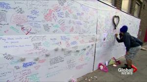 Angry Londoners still demanding answers after deadly apartment fire