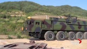 North Korea allegedly now in possession of miniaturized nuclear weapons capability