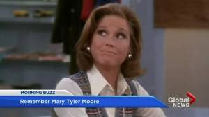 Looking back on the life and legacy of Mary Tyler Moore