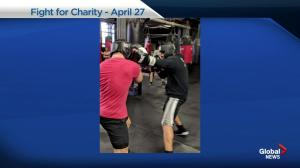 Fight for Charity event supports Big Brothers Big Sisters Winnipeg