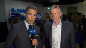 Ontario Election: Rod Phillips projected to win Ontario riding of Ajax