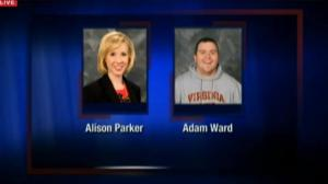 Fighting back tears, WDBJ7 news team remembers Alison Parker and Adam Ward