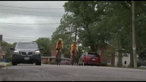 Kingston women cycle 800km for local charities