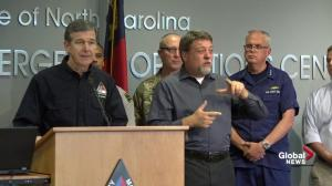 Hurricane Florence: North Carolina governor says storm claimed 10 lives in state