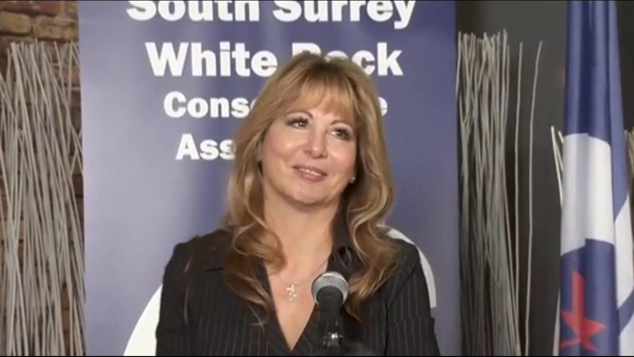 Dianne Watts planning BC Liberal leadership run, source says