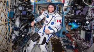 Canadian astronaut's journey home after 205-day mission