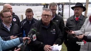 Flood relief focus on protecting infrastructure, relocating residents: Goodale