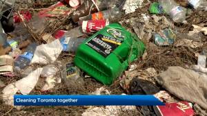 Clean Toronto Together campaign