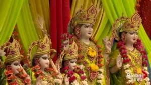 Calgarians celebrate Diwali, the Hindu festival of lights (00:40)