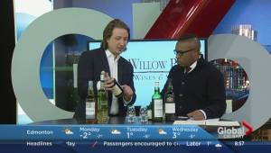 Robbie Burns Day with Willow Park Wine and Spirits
