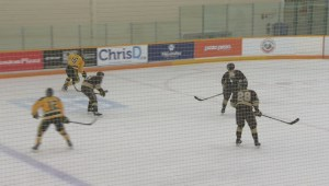 HIGHLIGHTS: University Men's Hockey Cougars vs Bisons – Oct. 19