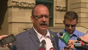 Ric McIver on Redford resignation