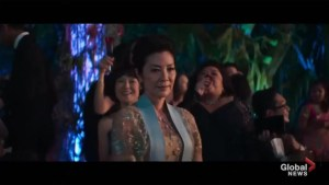 'Crazy Rich Asians' has crazy rich opening weekend