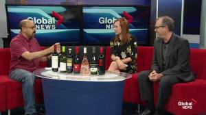 Wine pairings ahead of Edmonton's Interstellar Rodeo