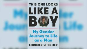 Trans author's new book 'This One Looks Like a Boy'