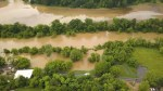 Flooding leaves parts of North Carolina city under water