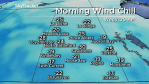 Saskatoon weather outlook: -30 morning wind chills into April