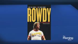 Honouring the legacy of Rowdy Roddy Piper (06:08)