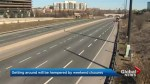 Plan for longer weekend commute with closure of DVP, TTC subway line and possible GO disruptions