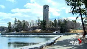 Confusion reigns after what was thought to be a public park in Halifax goes up for sale
