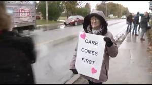 Rally for Ross Memorial Hospital