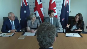 Security and intelligence key issue at Summit of Commonwealth leaders