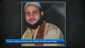 Family of Soleiman Faqiri demands answers in jail cell death