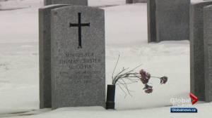 No Stone Left Alone ceremony held in Edmonton
