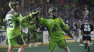 Matthews has seven points in Saskatchewan Rush's 12-7 win over Rochester Knighthawks