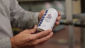 Anheuser-Busch stops beer production to send water to Hurricane Harvey victims