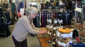 Second-hand economy booms on Prairies