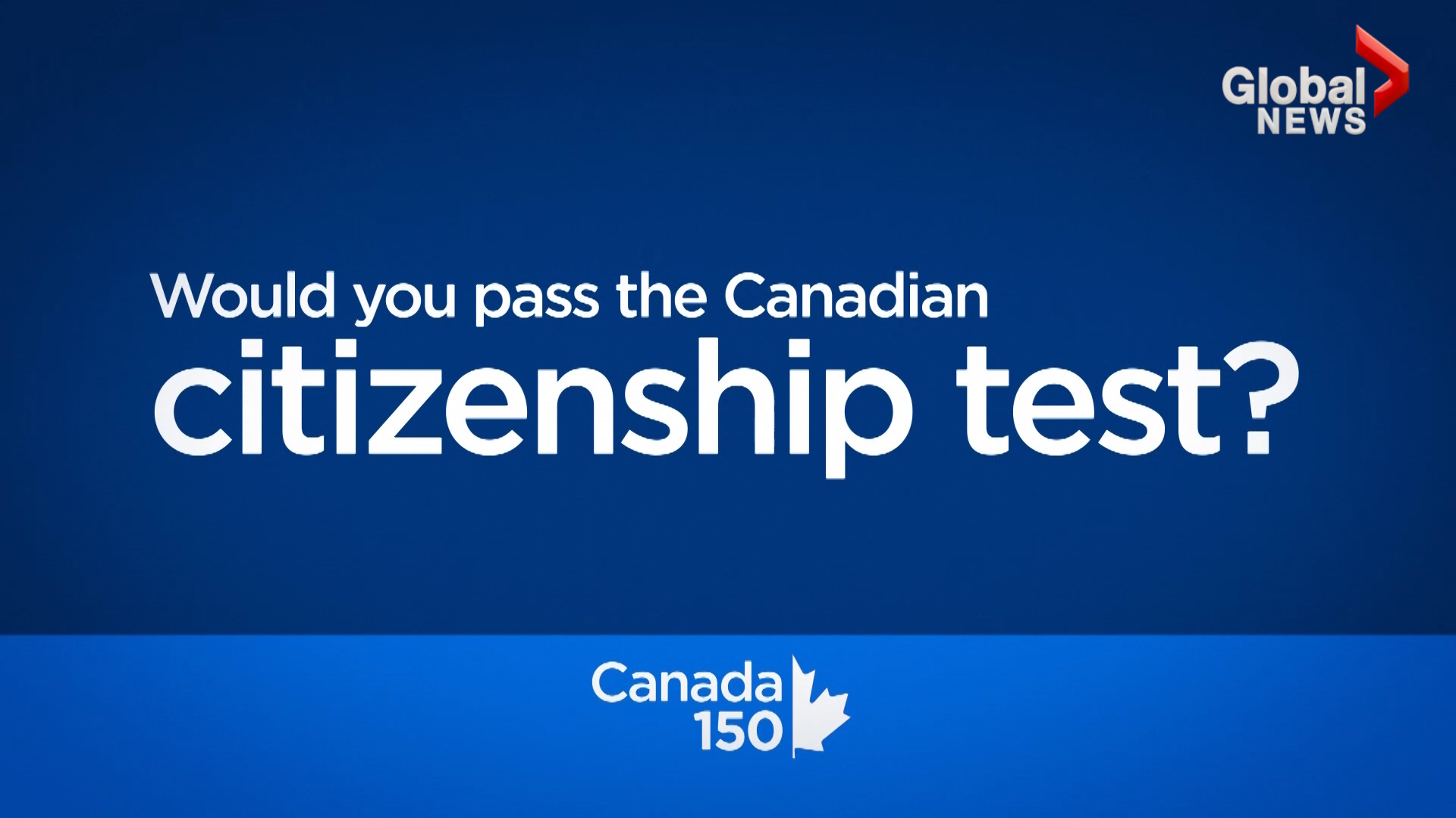 graphic regarding Printable Citizenship Test Multiple Choice called Canada Working day: Might on your own p the Canadian citizenship check out