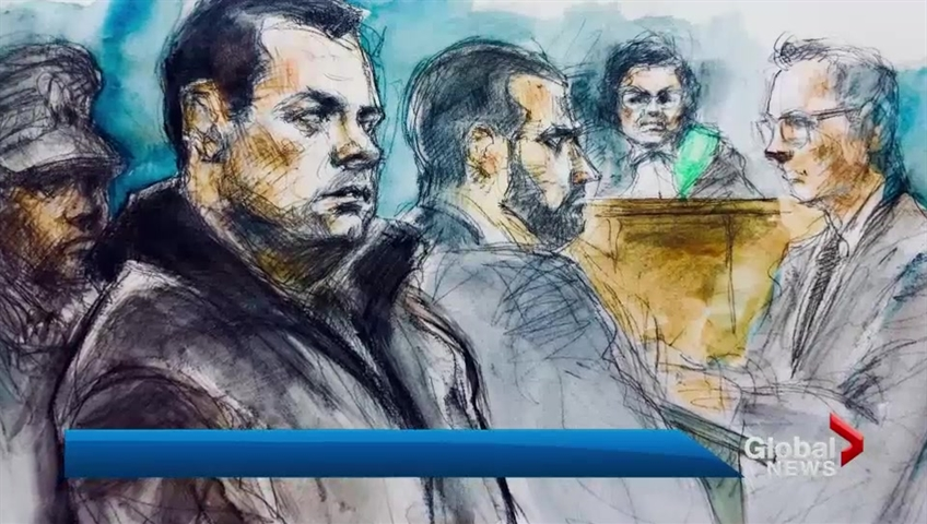 Bail revoked for Const. James Forcillo, convicted in Sammy Yatim shooting