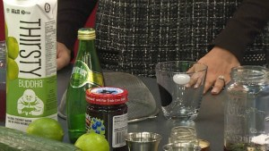 Non-Alcoholic Holiday Refreshments