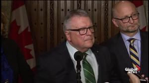 U.S. border guards won't change question as cannabis is legallized: Goodale