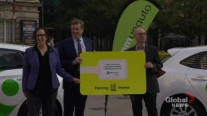 Tory announces free-floating car-share pilot project in Toronto