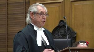 'I don't think she'd keep the bodies on her mantel': Lawyer argues preservation in Giesbrecht case