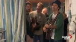 Jason Mraz sings to sick teen awaiting transplant in hospital