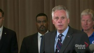 Virginia Gov. Terry McAuliffe tells white 'supremacists, Nazis to go home'