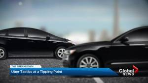The Breakdown: Uber tactics at a tipping point (02:48)