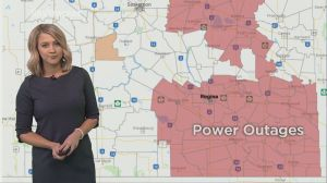 3-day forecast: frost causes major power outages, cold night expected