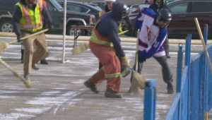 Vernon Winter Carnival brings back broomball