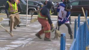 Vernon Winter Carnival brings back broomball