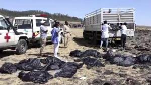 Black boxes recovered in Ethiopian Airlines disaster