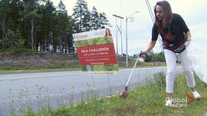 Clayton Park MLA issues challenge to curb littering