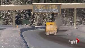 Winter snow storm arrives during Wednesday's commute