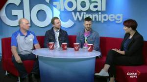 Local rockers The Treble join Global News Morning
